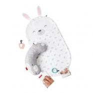 Fisher Price masážne dečka baby bunny