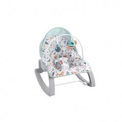 Fisher Price sedátko od bábätka po batoľa Terrazzo so strieškou