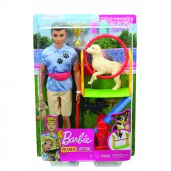Barbie Ken a povolania herné set