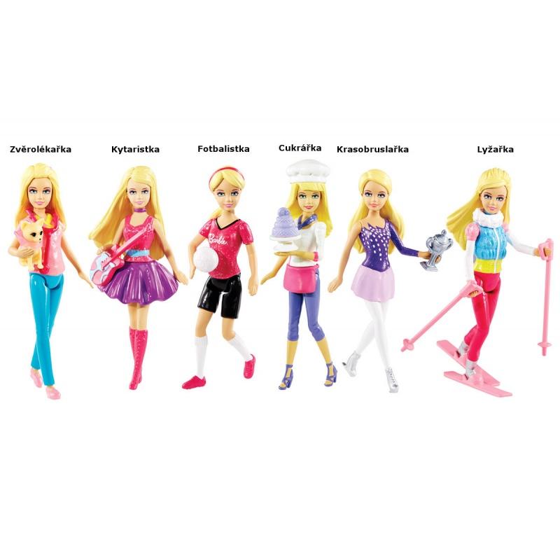 Barbie ICB mini mix