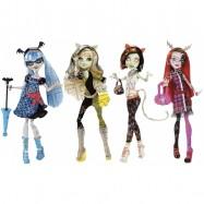 Monster High MS KŘÍŽENECKÝ STYL
