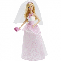 Barbie - Lalka Panna Młoda
