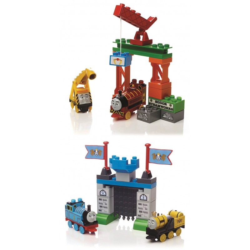 Mega Bloks Thomas FRIENDSHIP EXPRESS COLLECTION