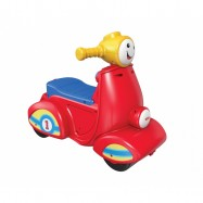 Fisher Price SMART STAGES MLUVÍCÍ SCOOTER CZ