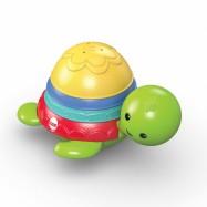 Fisher Price Kąpielowy żółwik do układania i przecedzania