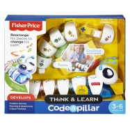 Mattel Fisher Price ps HOUSENKA CODE-A-PILLAR