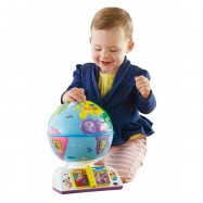 Fisher Price  SMART STAGES GLOBUS CZ