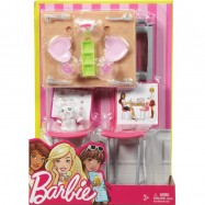 Barbie Mebelki Ast. Mattel
