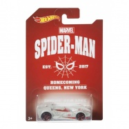 HW TEMATICKÉ AUTO - MARVEL SPIDERMAN