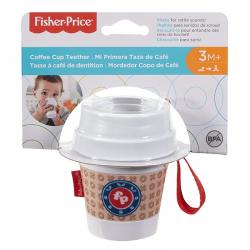 Fisher-Price - Gryzaczek kubeczek kawy