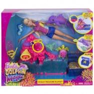 Barbie MAGICKÝ DELFÍN HRACÍ SET