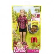 Barbie. Na biwaku