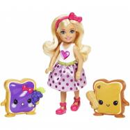Barbie CHELSEA A SLADKÉ DOBROTY ASST