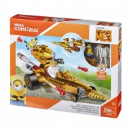 Mattel Mega Construx Despicable Me 3 Dru's Transforming Car