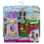 Barbie CHELSEA MINIGOLF HERNÝ SET