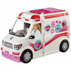 Karetka Barbie. Mobilna klinika
