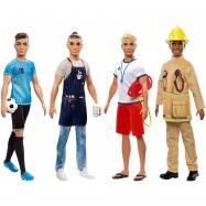 Mattel Lalka Barbie Ken Kariera mix