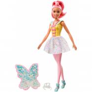 Barbie Dreamtopia - Kraina Słodkości Lalka Wróżka