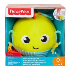 Fisher Price Aktywizująca rybka Mattel