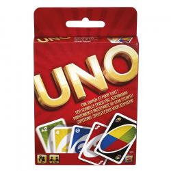 Mattel - Karty Uno Get Wild 4 UNO