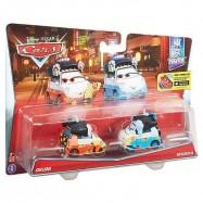 Auta Dwupak Cars Disney
