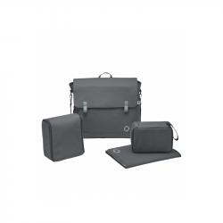 Prebaľovacia taška Modern Bag Essential Graphite