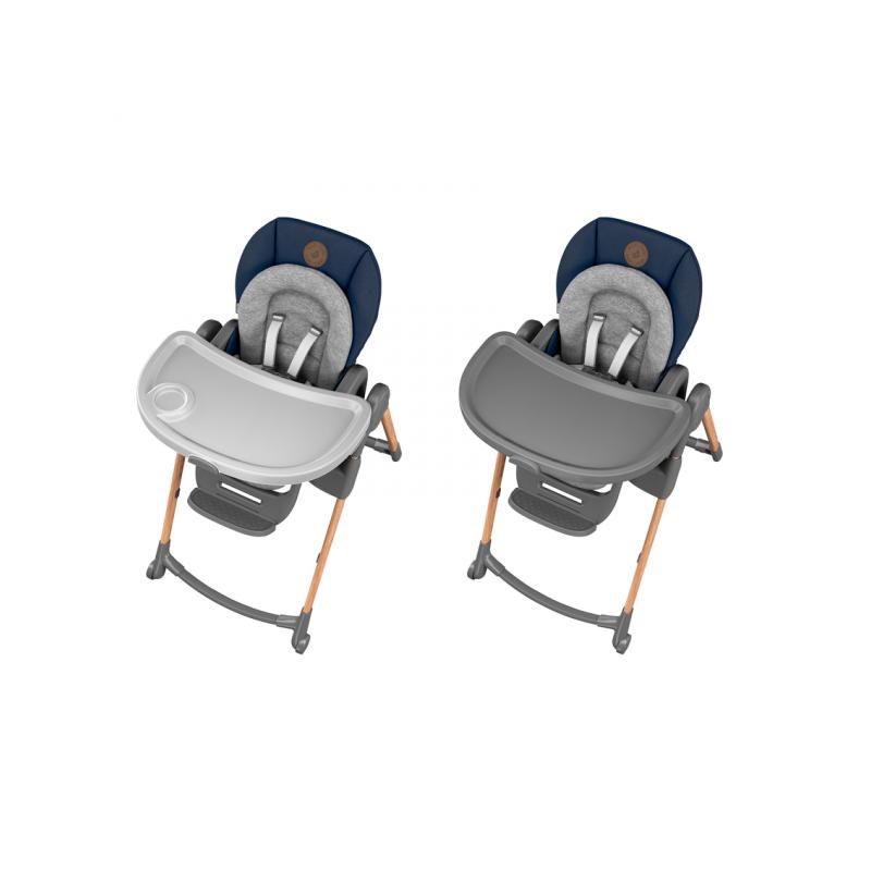 Maxi Cosi Minla - krzesełko do karmienia 2w1 | Essential Blue