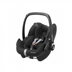 Pebble Pre i-Size autosedačka Essential Black