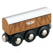 Vláček dřevěné vláčkodráhy Maxim Nákladní vagón