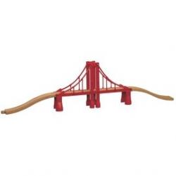 Dřevěné vláčkodráhy Maxim Most San Francisco