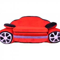 Maxi detská rozkladacia pohovka Auto