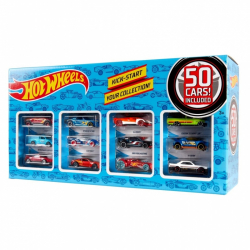 Autíčko Hot Wheels 50 ks