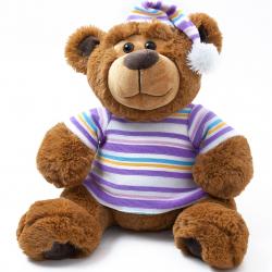 Hovoriaci rozprávkový medvedík CZ
