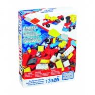 Mega construx střední box kostek