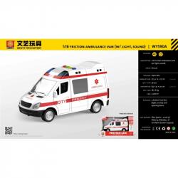 Ambulancia 1:16