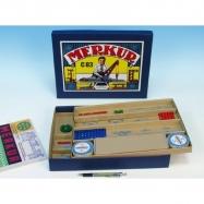 Stavebnica MERKUR Classic C03 141 modelov v krabici 35,5x27,5x5cm