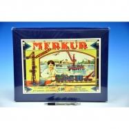 Stavebnica MERKUR Classic C05 217 modelov v krabici 36x28x6cm