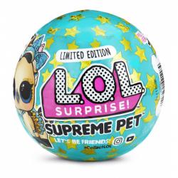 L.O.L. Pets Supreme Limited Edition, Svatební koníček, PDQ