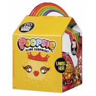 Poopsie Surprise Balíček pre prípravu slizu, žltý, PDQ