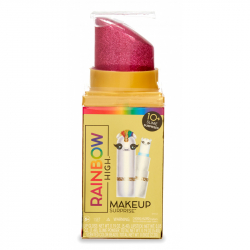 Rainbow High Makeup Surprise slime z kosmetykami