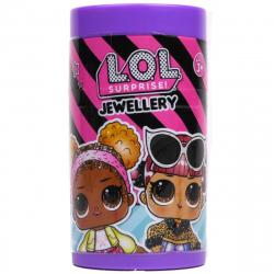 Šperky a příslušenství do vlasů L.O.L. - překvapení v malé tubě