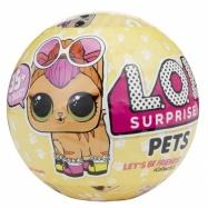 L.O.L. Surprise Zvířátka, PDQ