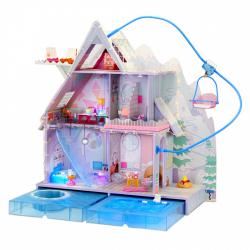 Domek dla lalek L.O.L. Surprise OMG Winter Wonderland