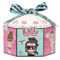 LOL Surprise! Párty bábika Deluxe, PDQ, vlna 1