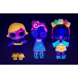 L.O.L. Surprise Neonová třpytková panenka A