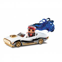 L.O.L. Surprise! Závodné auto s JK bábikou