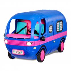 LOL Surprise! Karavan 4v1, elektricky modrá