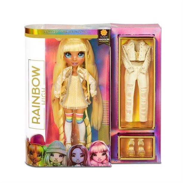 Rainbow High Fashion panenka Sunny Madison