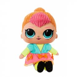 L.O.L. Surprise! Plyšová bábika - Neon QT