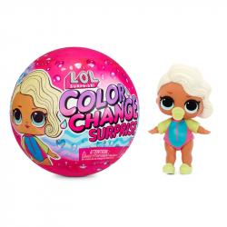 LOL Surprise! Bábika so zmenou farby